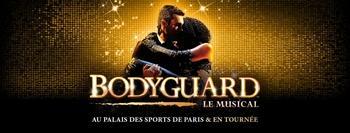 """La comédie musicale """"Bodyguard"""" arrive au Palais des sports et vous êtes invités !"""