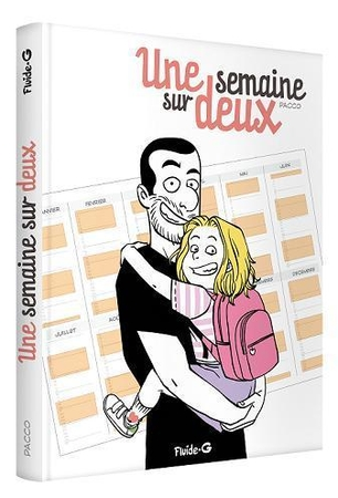 """Gagnez des albums """"Une semaine sur Deux"""" sur Casting.fr !"""