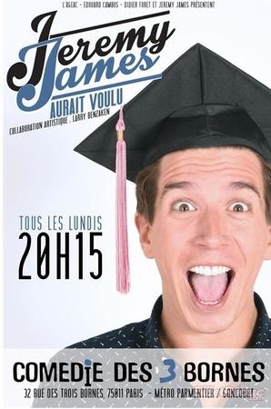 """""""Jeremy James aurait voulu  vous raconter une histoire"""", casting.fr vous offre des places !"""