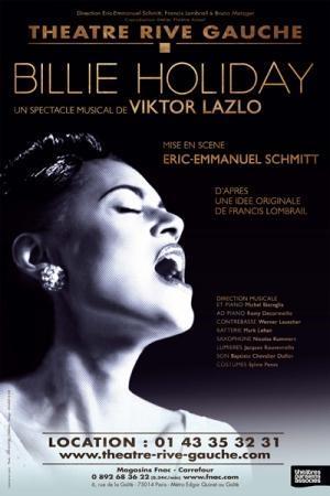 "Spectacle Musical ""Billie Holiday"" interprété par Viktor Lazlo"