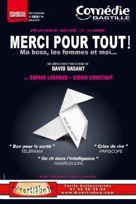 Casting.fr vous emmène à la Comédie Bastille !