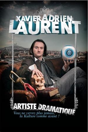 Xavier Adrien Laurent un talent et un humour irrésistible avec Casting.fr