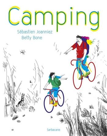 Camping,un album exceptionnel pour tous ceux qui pensent aux vacances