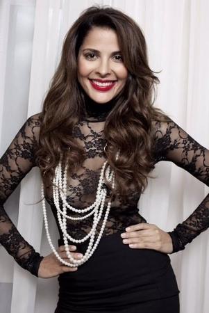 La sublissime comédienne Gyselle Soares à l'antenne sur Fun Radio tout l'été!