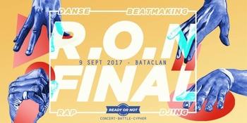 Le Ron Final, l'événement annuel depuis 2013 visant à promouvoir la culture hip-hop, s'installe au Bataclan
