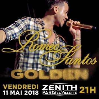 Demandez vos invitations pour le concert de Romeo Santos au Zénith de Paris ! Un événement inédit pour une soirée latina...
