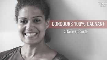 Art'aire Studio offre un stage formation de l'acteur aux membres de casting.fr, voici de quoi bien commencer l'année!