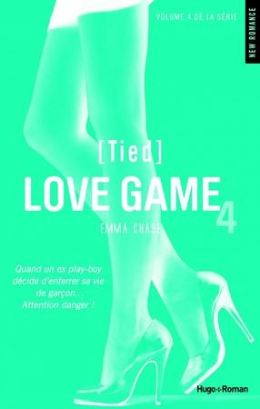 Love Game 4, un roman toujours aussi trépidant drôle et sexy !