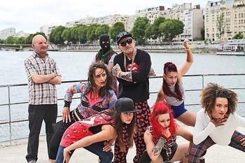 Vous souvenez-vous des castings chanteuses et danseuses pour MCM?