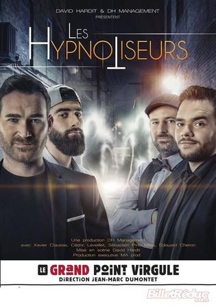 """Vivez l'expérience unique de l'hypnose avec """"Les Hypnotiseurs"""" !"""