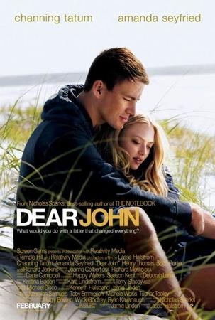 """ Cher John "" Au Cinema Aujourd'hui"