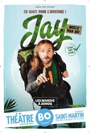 Jay, humoriste aventurier et talentueux, nous livre ses secrets à travers cet interview !