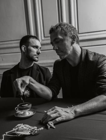 Rouquine un duo pop et poétique à découvrir en interview sur Casting.fr !