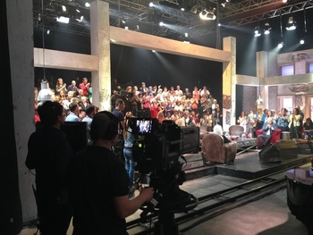 Michael BARRADAS « responsable des émissions de variétés »