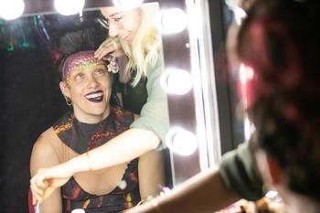 Pleins feux sur Julie Hugues, make-up designer pour Le Cirque de Paname: Le monde de Jalèya