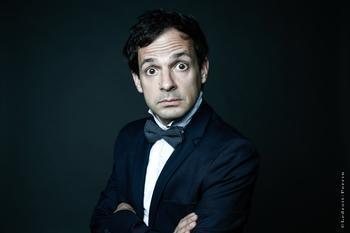 Sébastien Chartier l'humoriste et comédien à succès est sur Casting.fr