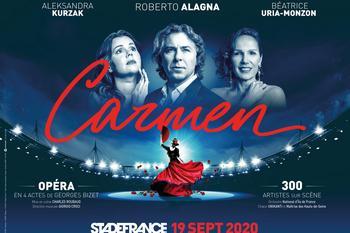 Recherche figurants H/F pour opéra Carmen