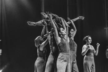 Audition danseurs et danseuses professionnels ou très bon niveau pour compagnie