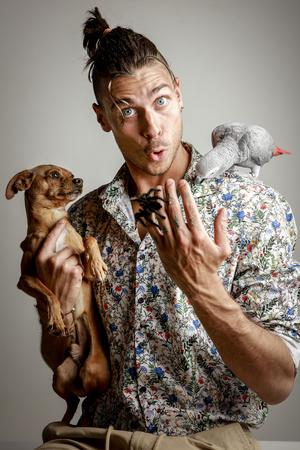 Mr_Animaux artiste VIP casting.fr va en surprendre plus d'un, ce youtubeur zoologiste à plus de 100 K sur youtube, vous réserve ses meilleurs conseils pour réussir.