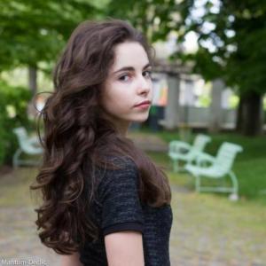 Sonia, jeune artiste cartonne grâce à casting.fr