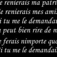 xsosowx3 - Edith Piaf - L'hymne  l'amour (paroles)