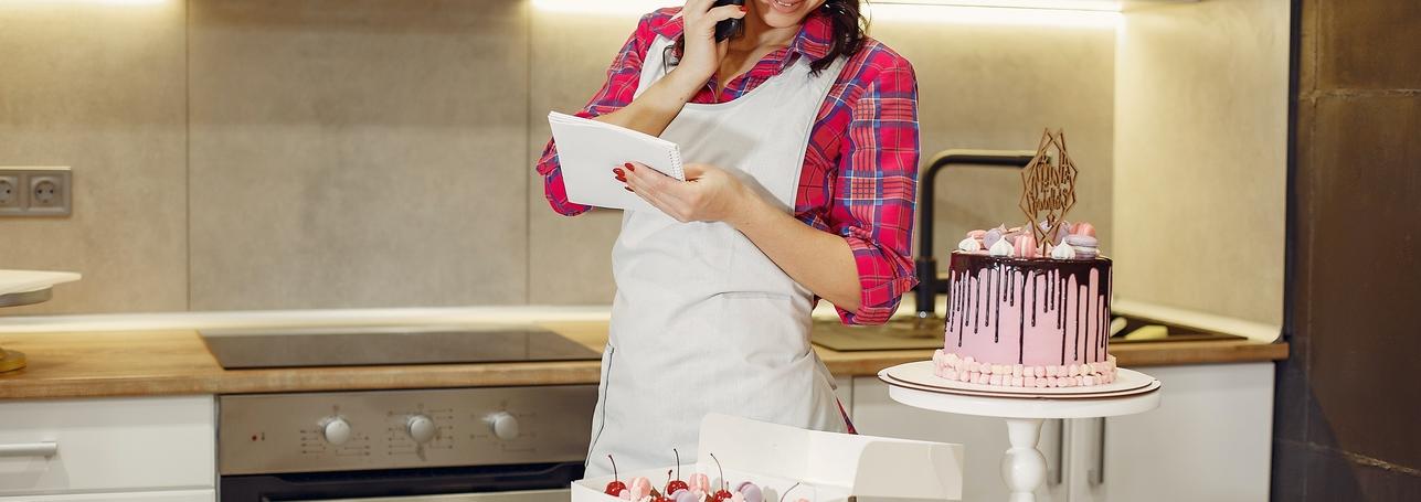 Pâtissier ou Cake Designer