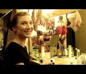 Interview - Charlène, danseuse principale du Lido