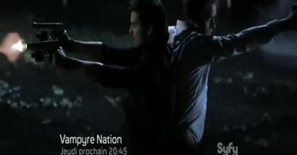 Vampyre Nation - Bande annonce Syfy France