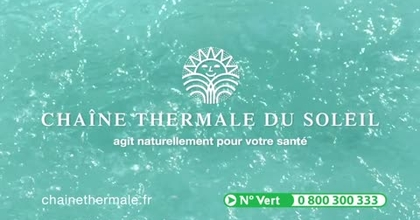 Chaine thermales du soleil