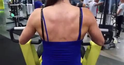 quick overview of my back