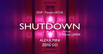 ALEXA MINI - SHUTDOWN Footage - Titouan LICCIA