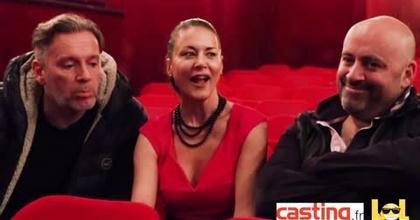 Interview de Jean-Michel Maire, Marion Dumas, Patrick Veisselier pour le spectacle le Réveillon - 3