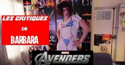 Les Critiques de Barbara - 06 - MARVEL - AVENGERS