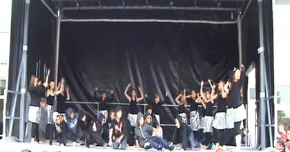 Danse kermesse école