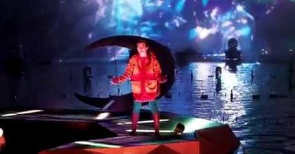 Cirque du soleil VestaBorovskaya. la forge aux etoiles  promo