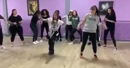 routine dancehall intermédiaire