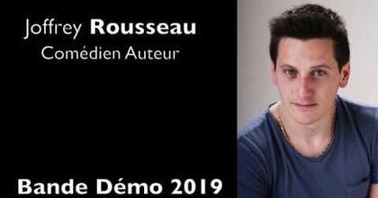 Joffrey Rousseau Bande Démo 2019