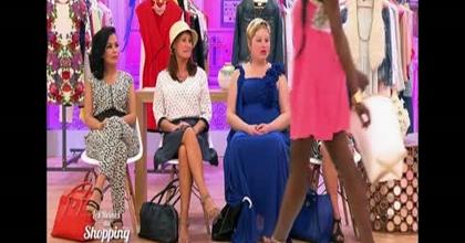 Défilé reine du shopping