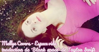 Taylor Swift - Blank space en français (cover)