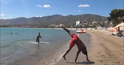 Capoeira - Mingo
