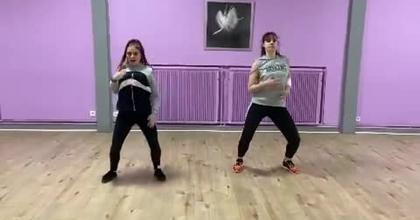 routine dancehall débutant