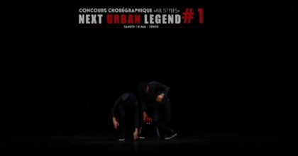 D'light crew / Auditions Online / Concours Chorégraphique Next Urban Legend 2016