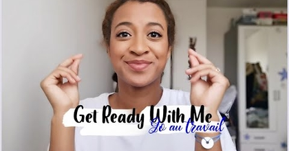 GET READY WITH ME :  Let's go to work