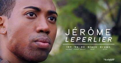 Videobook Modelo Jérôme Leperlier, a Fashion Film by NiceWave tv
