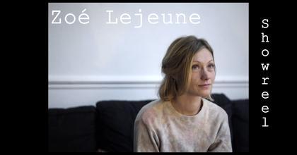 Zoé Lejeune // Showreel 2020