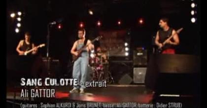 extrait Sang Culotte (Ali GATTOR - 2012)