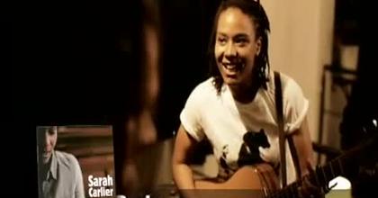 """Découvrez Sarah Carlier avec son album """"For those who believe """" !"""