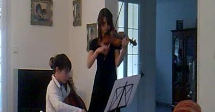 duo violon / violoncelle