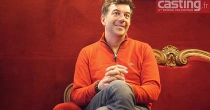 Stéphane Plaza accorde une interview en exclusivité à Casting.fr pour sa nouvelle pièce: Le Fusible