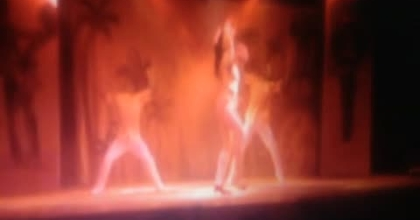 Danseuse Caribéenne